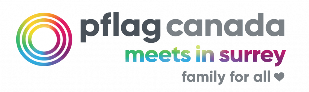 pflag Surrey family for all
