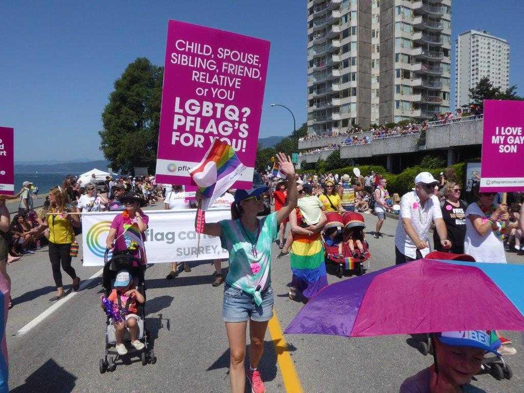 Surrey Pride Parade